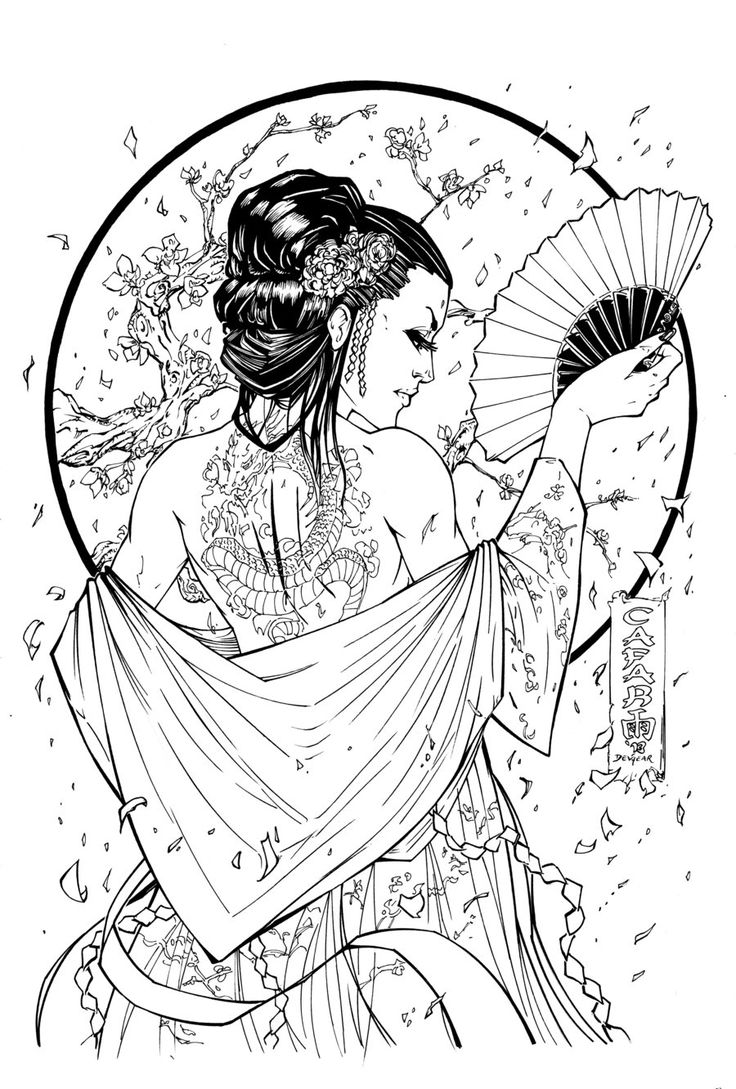 14 best images about coloriages tattoo on Pinterest