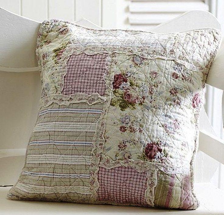 Best 25 Shabby Chic Pillows Ideas On Pinterest