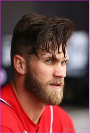 ideas baseball haircuts