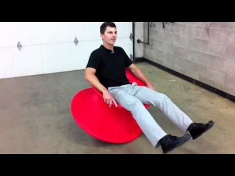 the spin chair you WONT fall out love hermanmiller