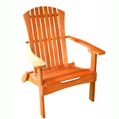 Folding Adirondack Chair Kit  WoodWorking Projects  Plans