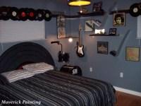 Rock N Roll Kids room www.maverickpaintingsandiego.org ...