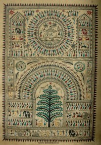 Saura Tribal Art Form (India) | Art and craft | Pinterest ...