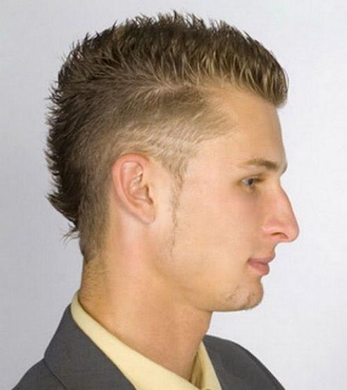 25 Best Ideas About Short Mohawk Hairstyles On Pinterest