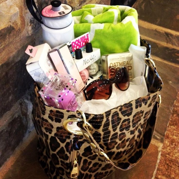 Easter Baskets Teenage Girls Via Allison Joil Love