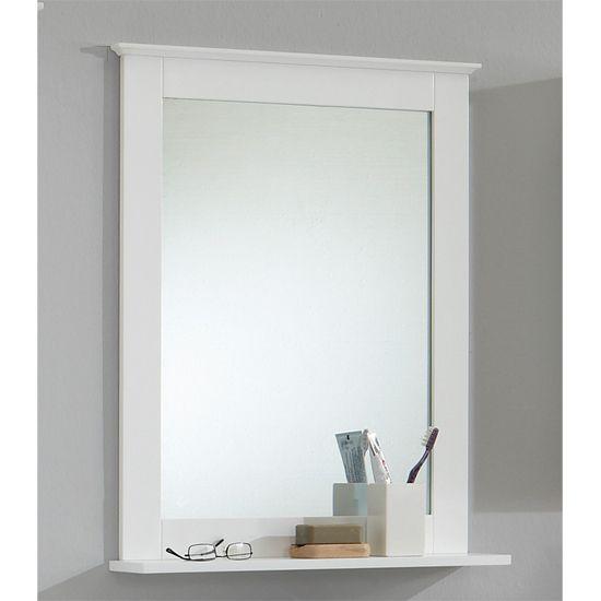 25+ best ideas about Bathroom Mirror With Shelf on