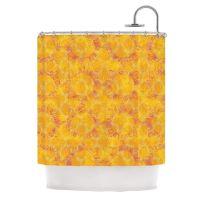 25+ best ideas about Orange shower curtains on Pinterest ...