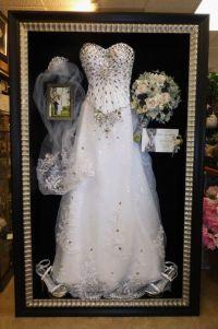 17 Best images about Wedding dress framed on Pinterest ...
