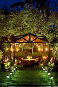 25+ best ideas about Backyard lighting on Pinterest ...