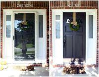 25+ best ideas about Painted Storm Door on Pinterest ...