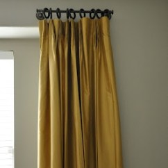 Curtain Ideas For Small Living Room Windows Modern Table 1000+ About Short Rods On Pinterest ...