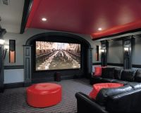 73 best images about Theater Rooms on Pinterest | Paint ...