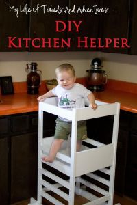 Toddler Step Stool Wood - WoodWorking Projects & Plans