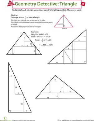 1000+ images about Geometry & Measurement on Pinterest