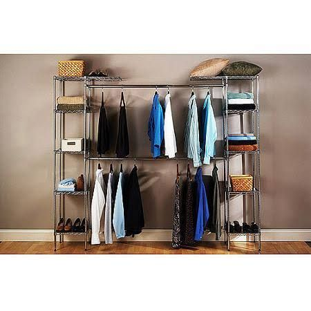 25 Best Ideas About Stand Alone Closet On Pinterest