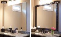 17 best Before & After: Mirror Frames images on Pinterest