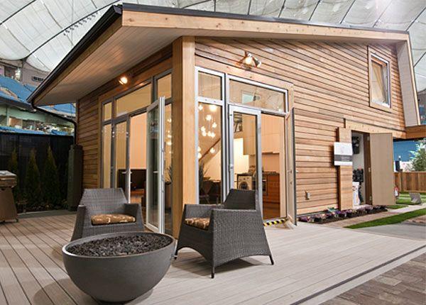 Small Loft House Designs Custom Small Homes & Laneway Houses