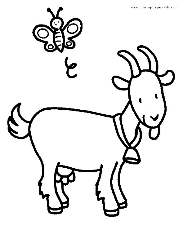 17 Best images about Animals Coloring Pages on Pinterest