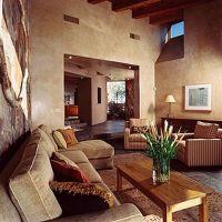 Modern Southwestern Pueblo design | Southwestern Decor ...