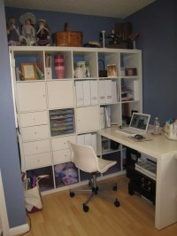 Desk / Bookcase Attached | For the Home | Pinterest ...