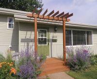 17 Best ideas about Front Porch Pergola on Pinterest ...