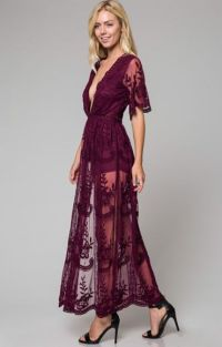 25+ best ideas about Sheer maxi dress on Pinterest | Gypsy ...