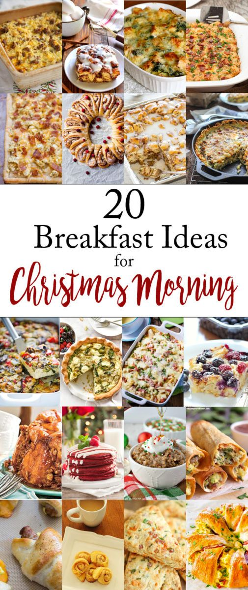 25 best ideas about Christmas Brunch on Pinterest
