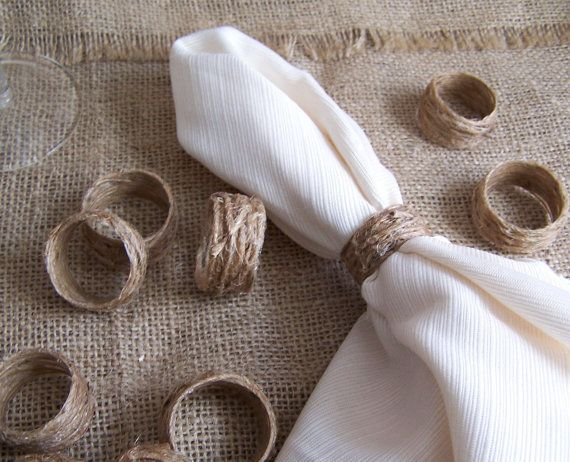 17 Best Ideas About Rustic Napkins On Pinterest Rustic Napkin Rings Wedding Napkin Rings And