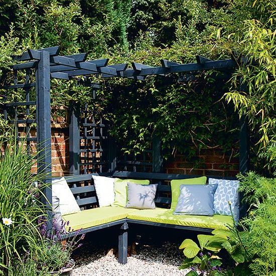 25 Best Ideas About Garden Seating Areas On Pinterest Garden