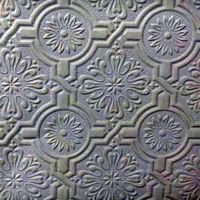Paintable Wallpaper Embossed Tile Heavy Textured 148-32817 ...