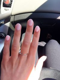 17+ best ideas about Oval Acrylic Nails on Pinterest ...