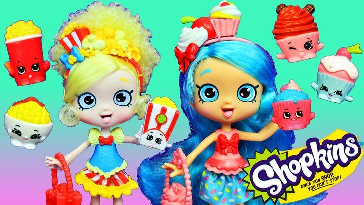 Cute Shopkins Wallpaper Hd New Shopkins Dolls Shoppies Jessicake Amp Popette Season