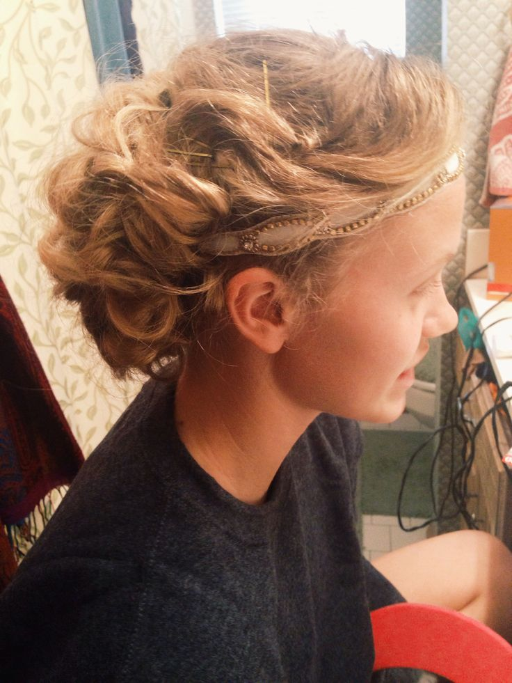 The 14 Best Images About Prom On Pinterest Updo Great Gatsby