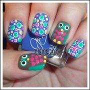 nails owls