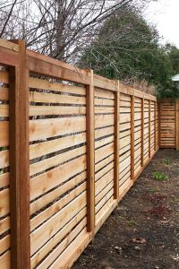 1000+ ideas about Horizontal Fence on Pinterest | Fence ...