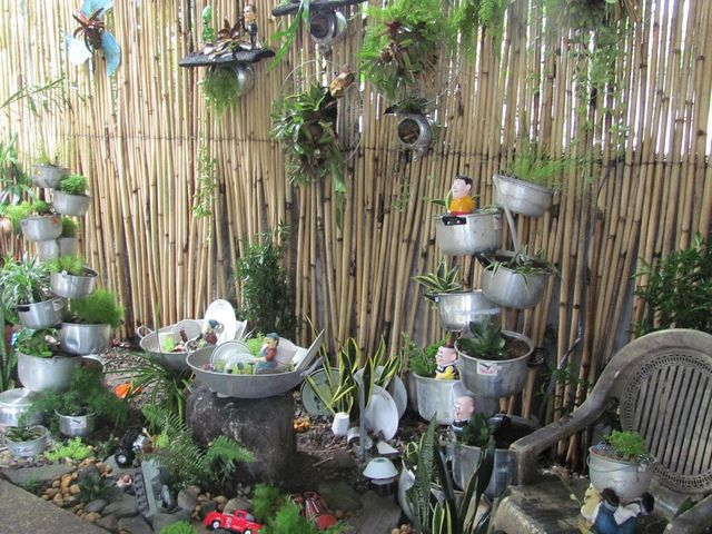 716 Best Images About Recycled Garden On Pinterest Bird Feeders