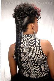 1266 lovely hair