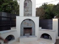 7 best images about Outdoor Fireplaces on Pinterest ...