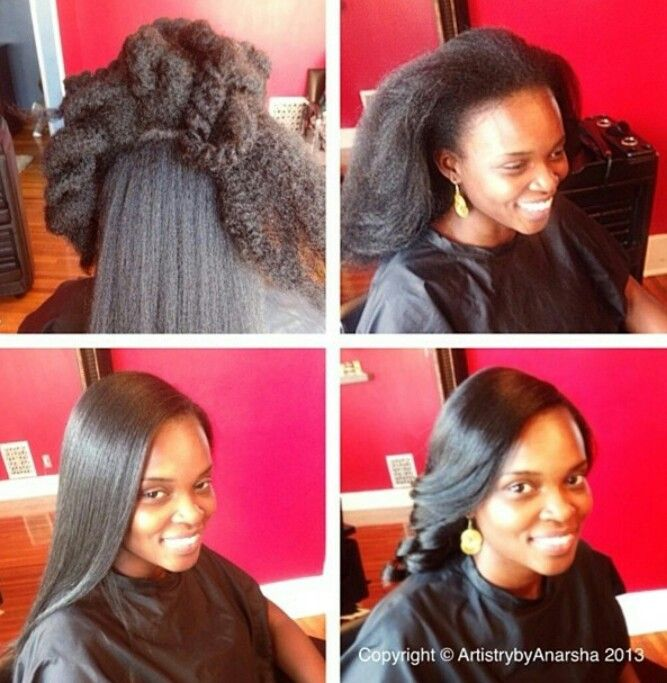 260 Best Images About HAIR Flat Iron Stretched On Pinterest