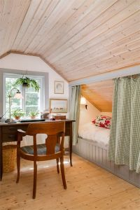 Best 25+ Sloped ceiling ideas on Pinterest   Sloped ...