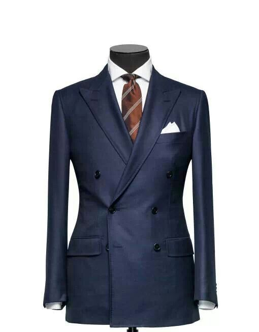 Tom Ford Tailored Double Breasted Suit Men S Fashion Pinterest Tom Ford Double Breasted