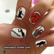 basketball hairstyles
