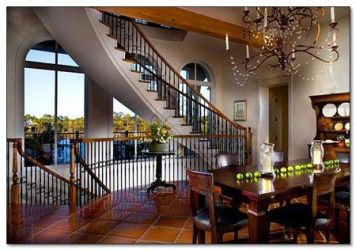casas modernas lujosas decoracion fotos madera