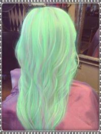 17 Best ideas about Neon Hair on Pinterest | Neon hair ...