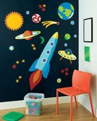 Outer Space Classroom Theme door decorations | Space Theme ...