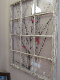 17 Best ideas about Painted Window Art on Pinterest