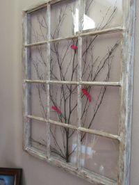17 Best ideas about Painted Window Art on Pinterest