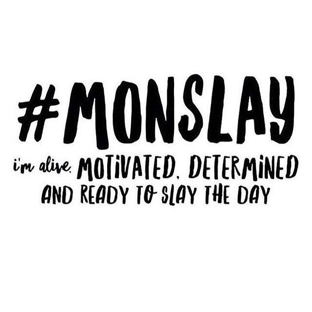 25+ Best Ideas about Motivational Monday Quotes on