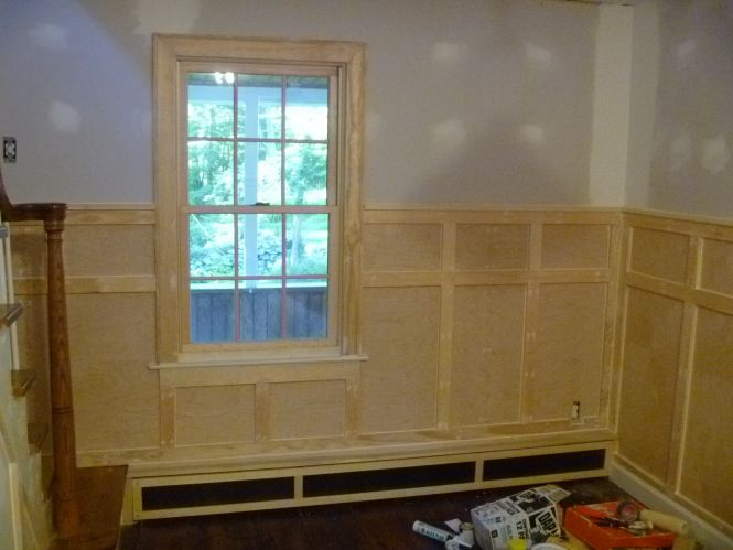 Board And Batten With Baseboard Heat Google Search