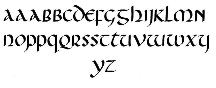 73 best Calligraphy images on Pinterest